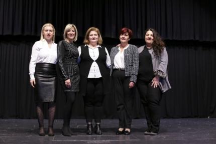 Απονομές επαίνων PALSO Λαμία - Δημοτικό Θέατρο